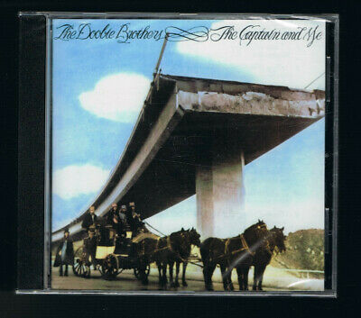 ♫ - The Doobie Brothers - The Captain & Me - 1973 - Cd 11 Titres - Neuf New - ♫