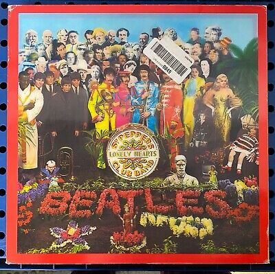 THE BEATLES Sgt Pepper's 50th Anniversary Super Deluxe CD/DVD box set NEW