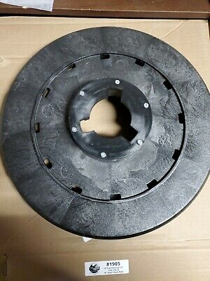 """Mercury 18"""" Pad Driver W 1/2"""" Poly Trim And B style Clutch Plate. Best price...."""