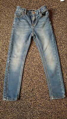 Next boys age 6 years Skinny Jersey Feel Jeans