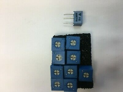 """Trimmer Resistors - Through Hole 1/4""""SQ V/ADJ 20K - Price is for 160 pieces"""