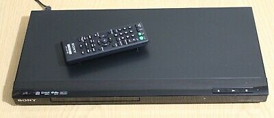 Sony DVP-NS318 DVD Player. Black. Scart, Dolby, Divx, DTS