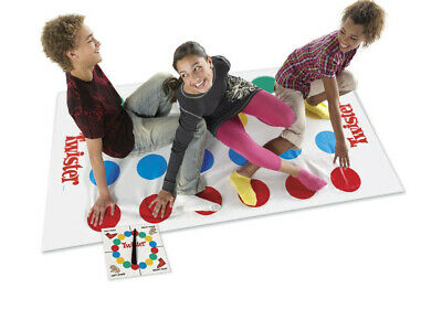 Classic Twister Funny Moments with Family Moves Board Game Children Friend Body