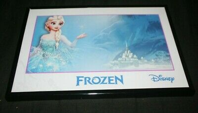 Frozen Walt Disney Wall Decoration Childrens framed