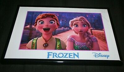 Frozen Walt Disney Wall Decoration Childrens framed 2