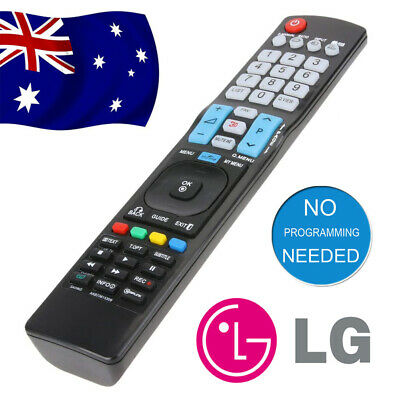 NEW UNIVERSAL LG 3D TV Remote Control for All types of LG TV AKB73615309 AU