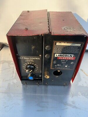 Lincoln Elctric Ln-7 GMA  Control