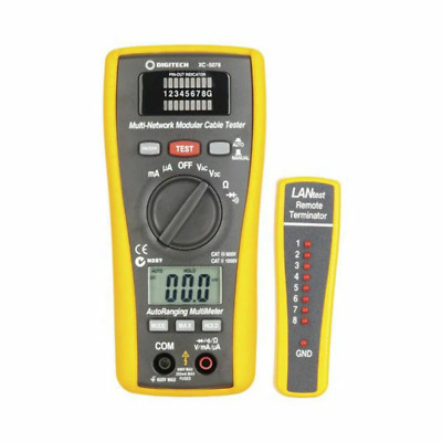 2 in 1 Network Cable Tester and Digital Multimeter 9319236926604