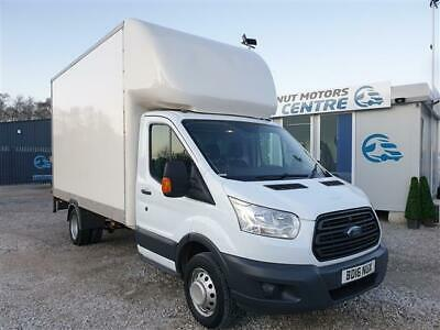 Ford Transit 350 Luton L3 LWB With Electric Tail Lift 2.2 RWD 2016
