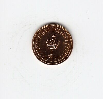 1974 HALF PENNY 1/2p In PROOF Condition Extremely Nice Coin  (4223)