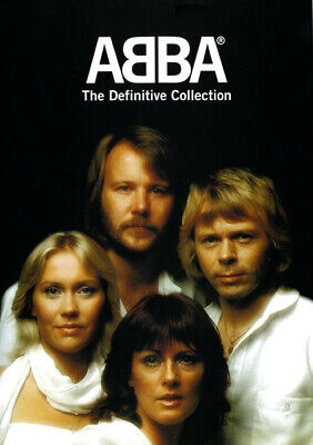 ABBA The MUSIC VIDEOS GREATEST HITS very best of waterloo dancing queen singles