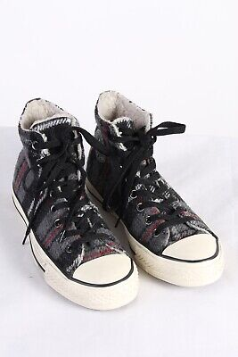 Vintage Converse All Star Unisex High Top Sneakers  UK M7 / W9 Multi - S777