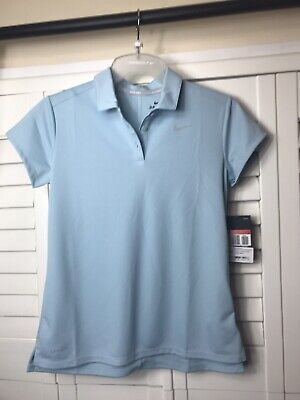 Girls Nike Golf Polo Dri-fit  12 -13 Years Bnwt