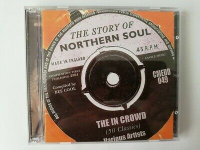 The in Crowd: The Story of Northern Soul 2CD