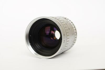 Angenieux movie lens 15mm 1:1.3 (C-mount)