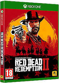 Xbox One Red Dead Redemption 2 Digital Game NO CD No Code READ THE DESCRIPTION