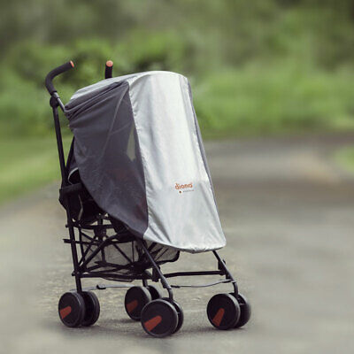 Diono SUN AND INSECT NET Baby Buggy, Push Chair, Car Seat Cover - Holiday