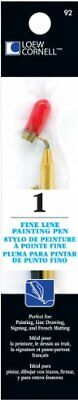 Loew-Cornell Fine Line Painting Pen-,  Other,  Multicoloured