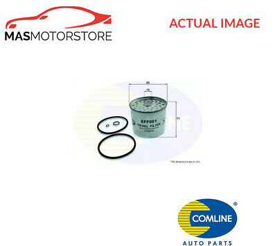 C1191PL FF167 711-296 Equivalent for BF825 P917X 5 x FUEL FILTERS MD093