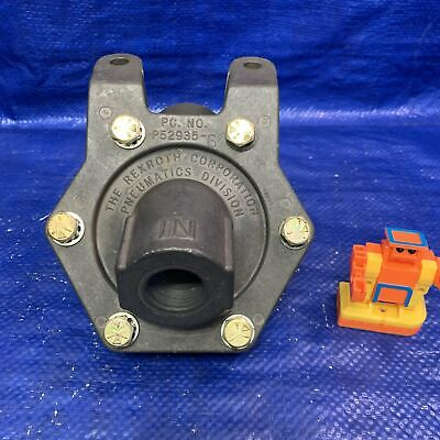 "Rexroth P-052935-00006 / R431003041 3/4"" Quick Exhaust Valve"
