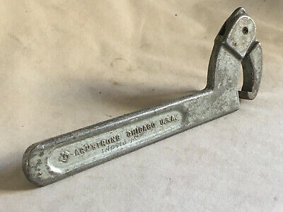 Vintage ARMSTRONG SPANNER WRENCH