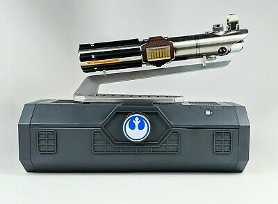 Star Wars Disney Galaxy's Edge REFORGED Rey RISE OF SKYWALKER Lightsaber + Blade