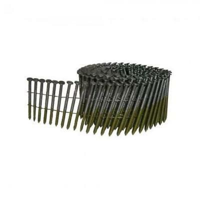"""Spotnails CW10D120R  3"""" Ring Shank .120"""" 15 Degree Coil Nails (3,600)"""