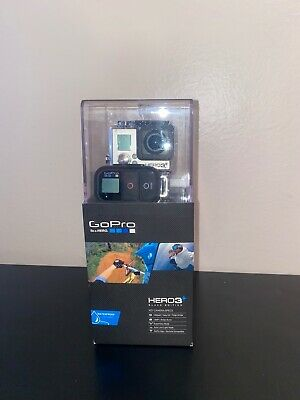 GoPro HERO3+ Black Edition + free  wi-fi  REMOTE INCLUDED