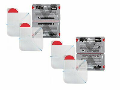 North American Rescue Hyfin Vent Chest Seal 4 Count