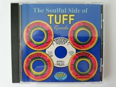 The Soulful Side of Tuff Records - TUFF #101 - Hard To Find Very Rare CD