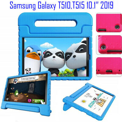 """Tough Kids EVA Shockproof Foam Case Cover For Samsung Galaxy Tab 10.1"""" T510 T515"""