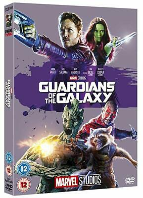 Guardians Of The Galaxy Marvel Studios DVD New Exclusive