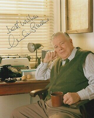 WILLIAM SIMONS SIGNED 10x8 HEARTBEAT PHOTO - UACC & AFTAL RD AUTOGRAPH