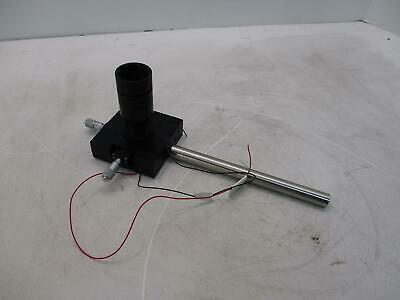 Thor Labs Micrometer Xy Micrometer Stage W/ Lens
