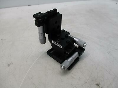 Produstrial 126896 Linear Stage W/ Xyz Micrometer Adjustment