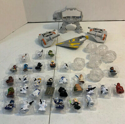 Star Wars Fighter Pods Series 1 Hasbro 2012 -16 Figures At Speeder 2011