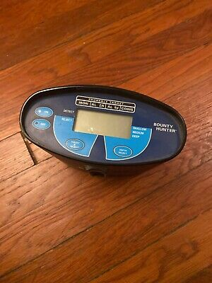 Bounty Hunter QSIGWP Quick Silver Metal Detector Main Console Only
