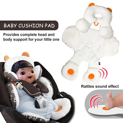 Soft Cotton Baby Kids Car Seat Stroller Cushion Pad Pushchair Pram Mat