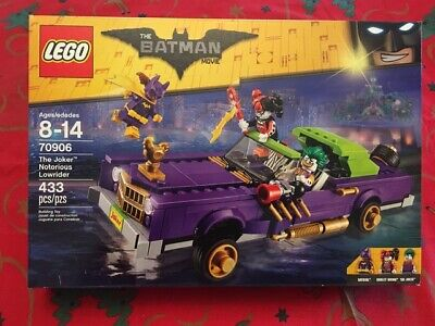 Free Ship Lego Batman Movie 70906 Joker's Notorious Lowrider NISB