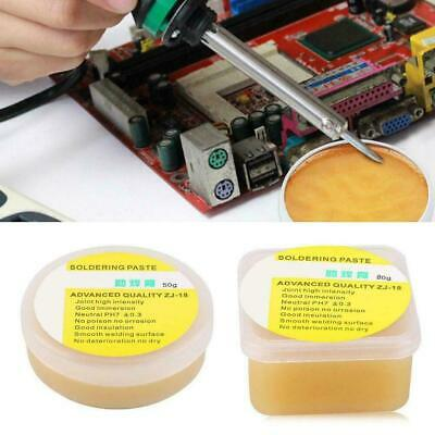 50g Rosin Soldering Flux Paste Solder Welding Grease Low-temperature Lead-f R5V8
