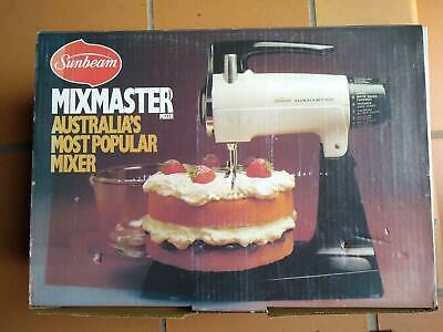 Vintage Sunbeam Mixmaster NEW IN BOX!!!!