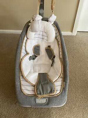 Ingenuity baby rocker for sleeps and plays!