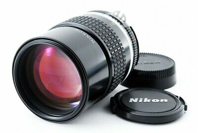 Nikon Ai-s Nikkor 135mm f2.8 AIS MF Telephoto Lens From Japan [Near Mint] 538909