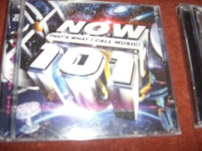Now That's What I Call Music 101 ( 2 CD Set 2018 ) New & Sealed.