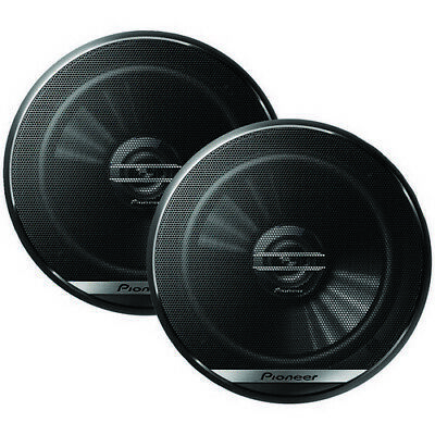 """Pioneer TS-G1620F G-Series 2-Way 6.5"""" 300W Coaxial Car Audio Stereo Speakers"""
