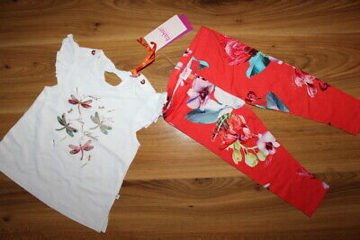 TED BAKER girls summer outfit 18-24 months NEW *I'll combine postage*(46)