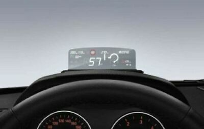 BMW Genuine Retrofit Installation Kit for Head Up Display Screen 62302411455