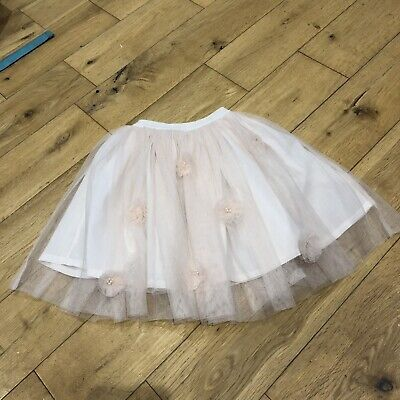 NEXT Girls Pale Pink  Skirt Age 4 Years