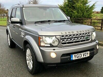 2013 Land Rover Discovery 3.0 Sdv6 Xs Auto 7 Seat, 8 Speed Model Px Swap Up Down