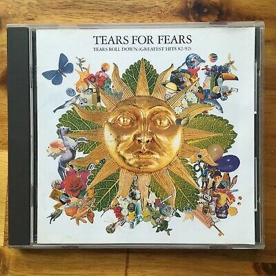 Tears For Fears - Tears Roll Down (Greatest Hits 82-92) Cd Album